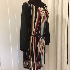 Young Threads New York City dress size small
